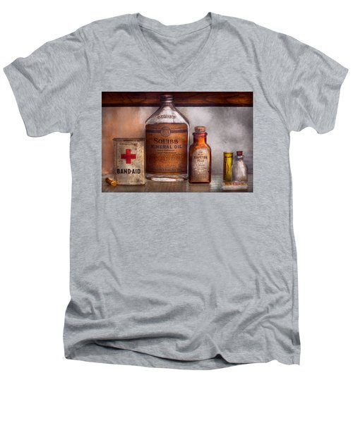 Doctor - Pharmacueticals  Men's V-Neck T-Shirt