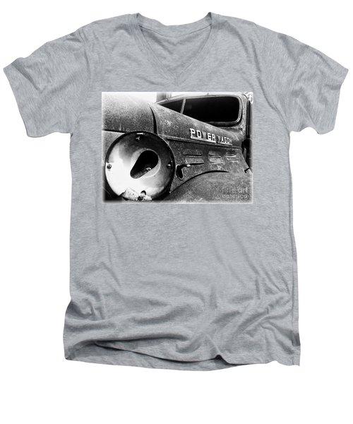 Dodge - Power Wagon 1 Men's V-Neck T-Shirt by James Aiken