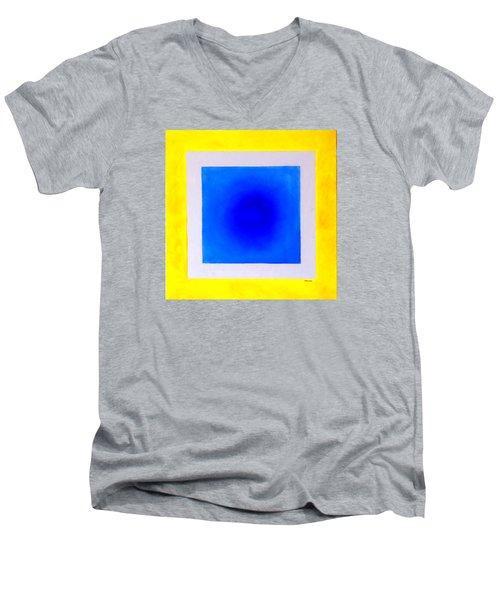 Don't Conform Men's V-Neck T-Shirt by Thomas Gronowski