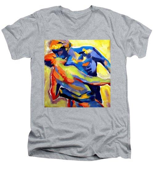 Dream Of Love Men's V-Neck T-Shirt