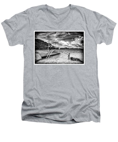 Dream Vacation Men's V-Neck T-Shirt