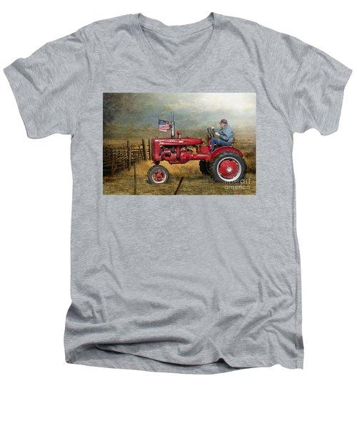 Dreams Of Yesteryear Men's V-Neck T-Shirt