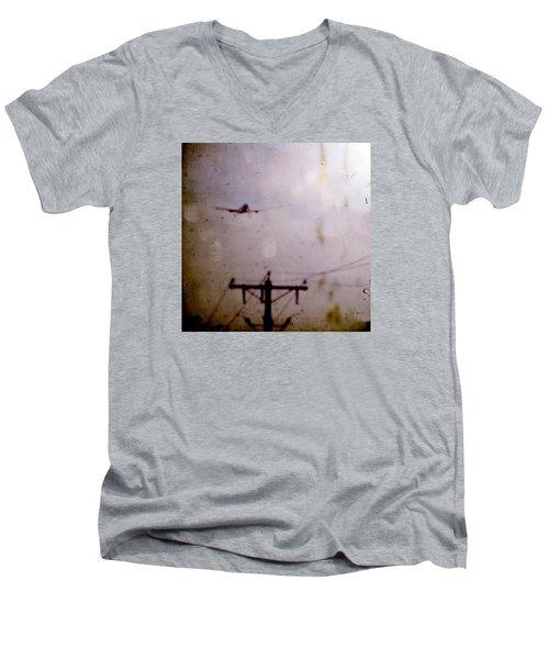 Drifting Into Daydreams Men's V-Neck T-Shirt