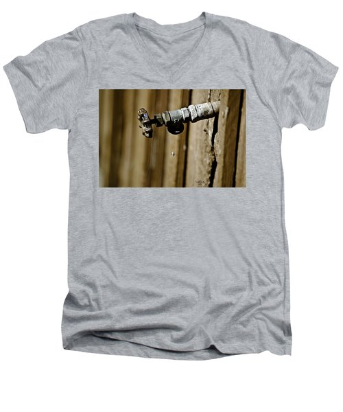 Drip...drip...drip...drip Men's V-Neck T-Shirt