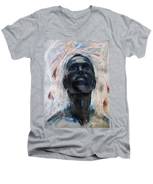 Drought Men's V-Neck T-Shirt