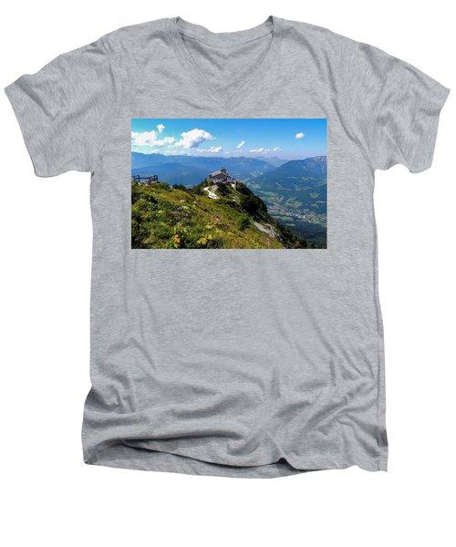 Eagle's Nest Men's V-Neck T-Shirt