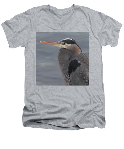 Early Bird 2 Men's V-Neck T-Shirt