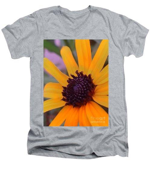 Early Morning Susan Men's V-Neck T-Shirt