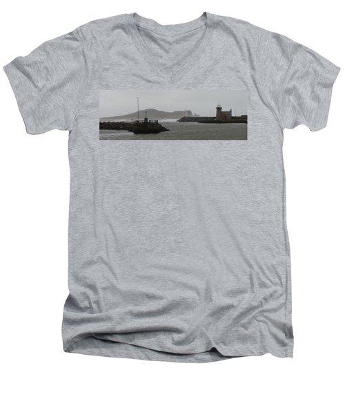 Easterly Swell Men's V-Neck T-Shirt