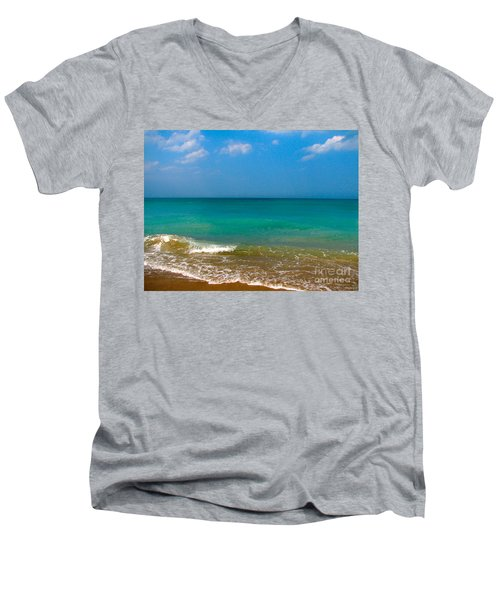 Eastern Shore 2 Men's V-Neck T-Shirt