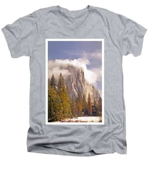 El Capitan I Men's V-Neck T-Shirt