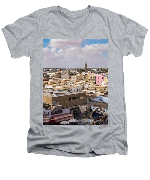 El Djem Men's V-Neck T-Shirt