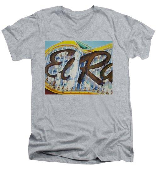 El Ray Men's V-Neck T-Shirt