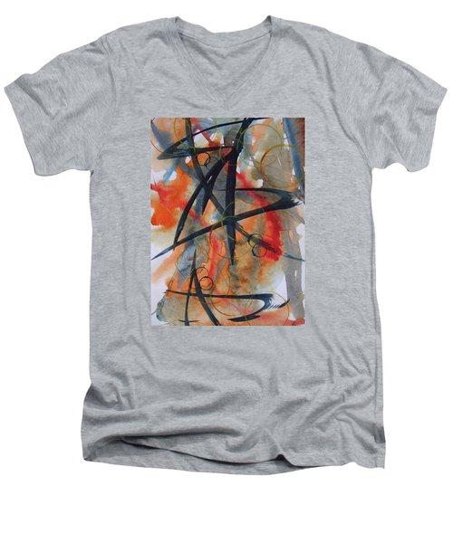 Elements Of Design Men's V-Neck T-Shirt