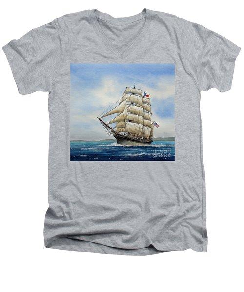 Elissa Men's V-Neck T-Shirt