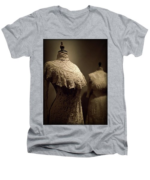 Emma's Boudoir Men's V-Neck T-Shirt