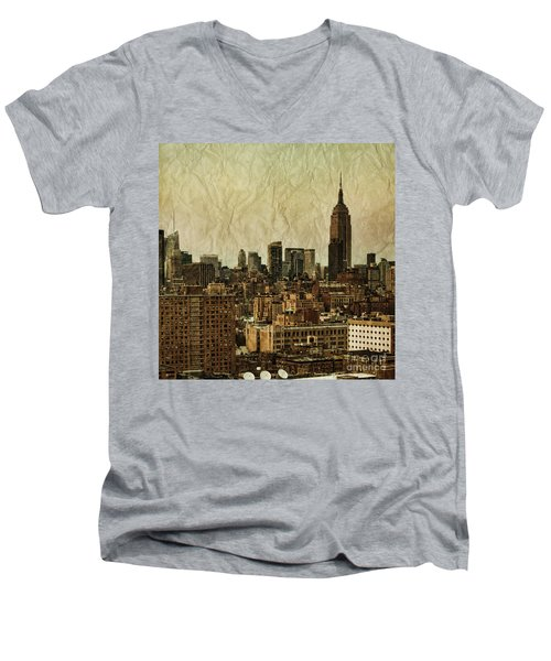 Empire Stories Men's V-Neck T-Shirt