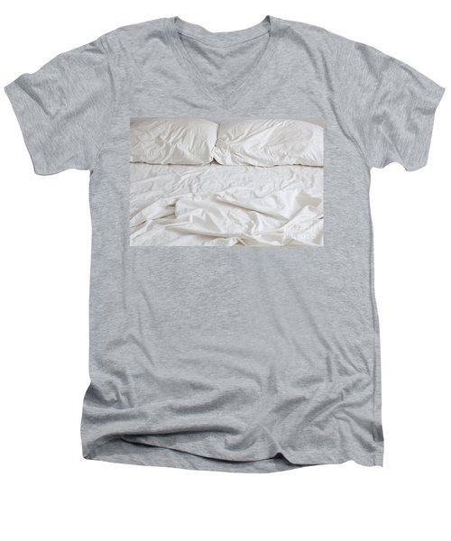 Empty Bed Men's V-Neck T-Shirt