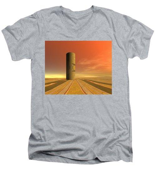 Empty Vase Men's V-Neck T-Shirt
