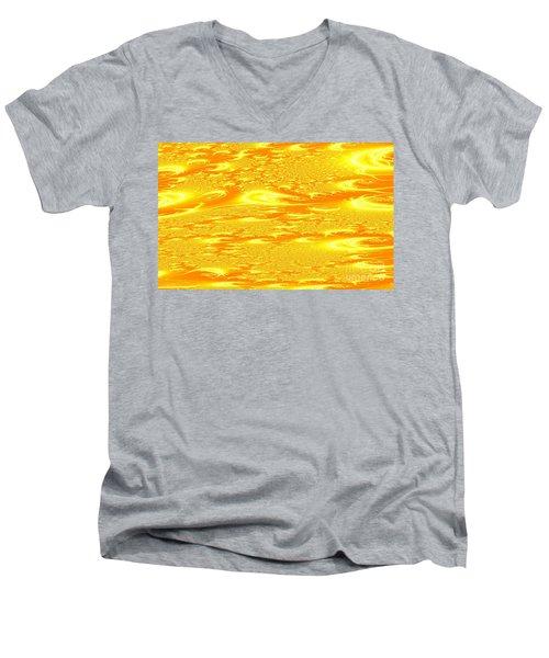 Hot Energy Men's V-Neck T-Shirt