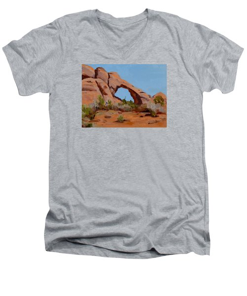 Erosion Men's V-Neck T-Shirt