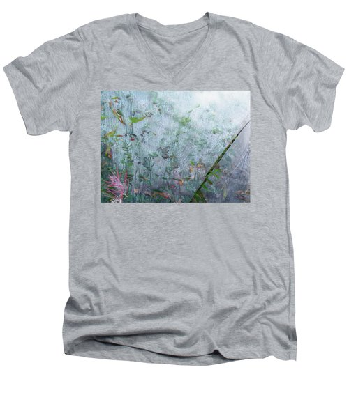 Escape Men's V-Neck T-Shirt