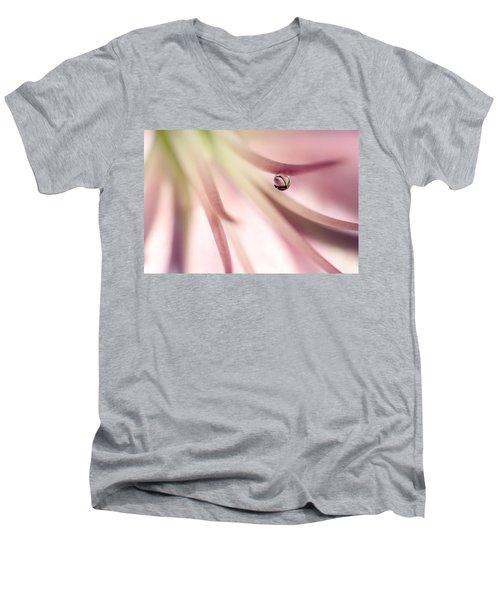 Escape Route Men's V-Neck T-Shirt