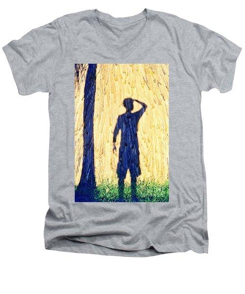 Eternal Quest 2002 - 1 Of 1 Men's V-Neck T-Shirt