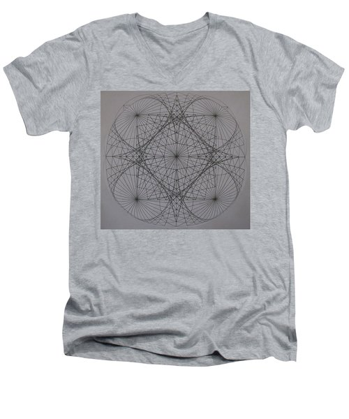 Event Horizon Men's V-Neck T-Shirt