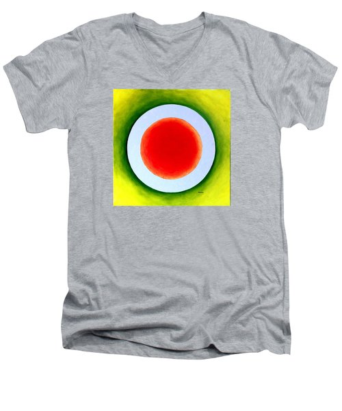 Express Yourself Men's V-Neck T-Shirt