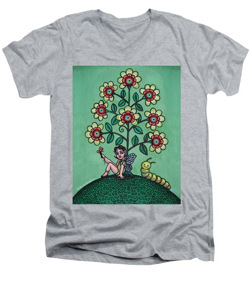 Fairy Series Katrina Men's V-Neck T-Shirt