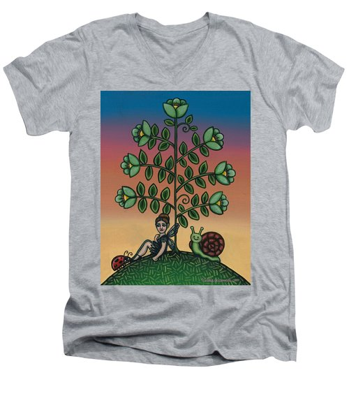 Fairy Series Tina Men's V-Neck T-Shirt