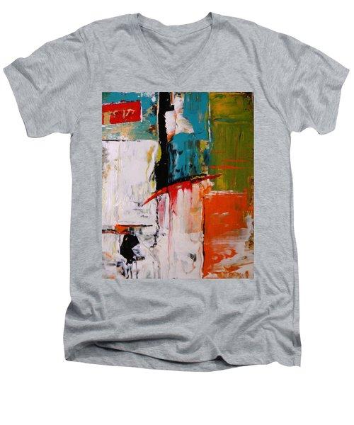 Falls IIi Men's V-Neck T-Shirt