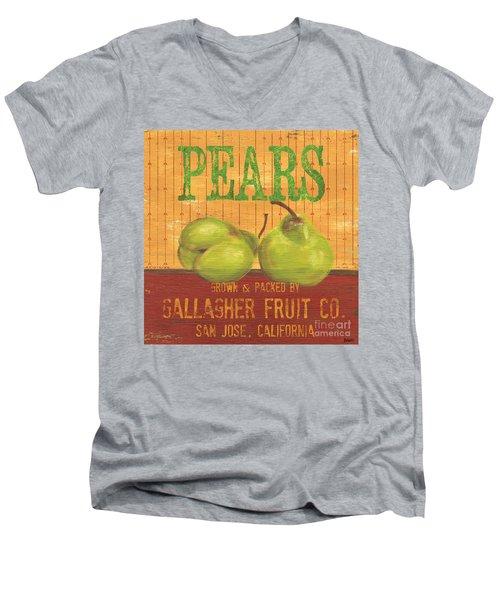Farm Fresh Fruit 1 Men's V-Neck T-Shirt