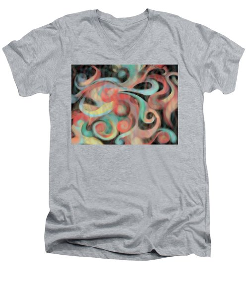 Fascination  Men's V-Neck T-Shirt