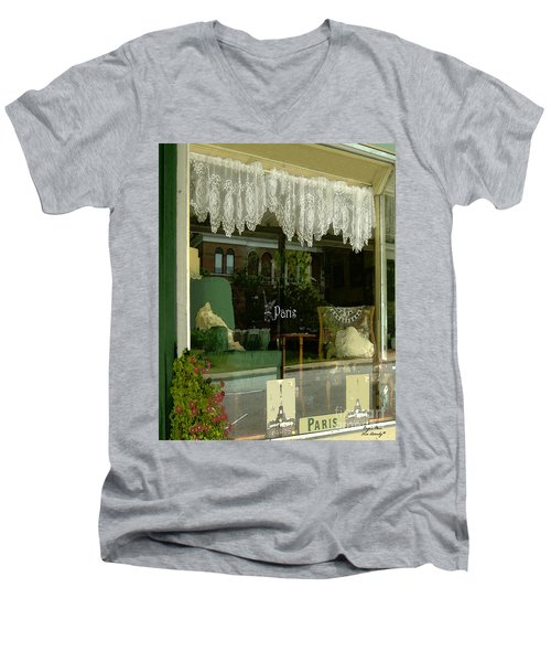 Faye's Place Men's V-Neck T-Shirt