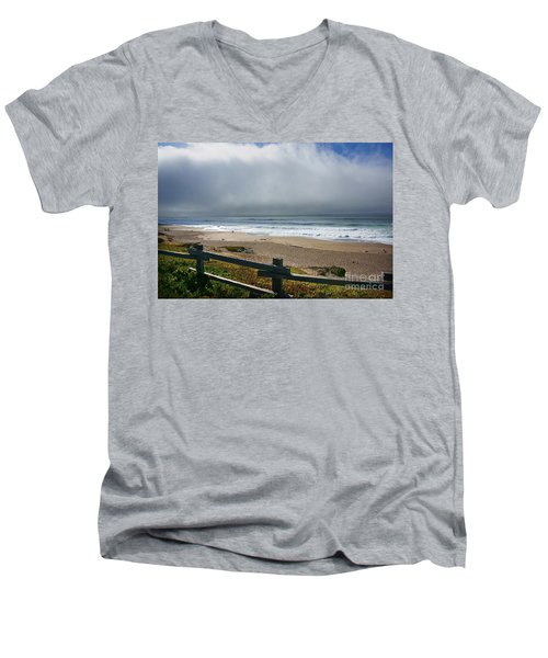 Feeling Small Men's V-Neck T-Shirt