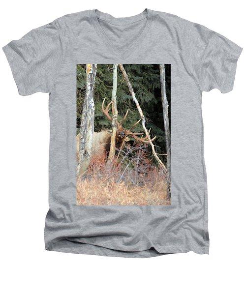 Feels So Good Men's V-Neck T-Shirt