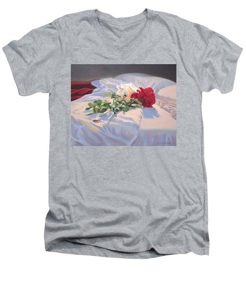 Fidelity Men's V-Neck T-Shirt