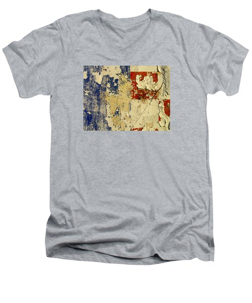 Film Homage Andrei Tarkovsky Andrei Rublev 1966 Wall Coolidge Arizona 2004 Men's V-Neck T-Shirt by David Lee Guss