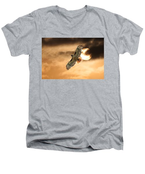 Firebird Men's V-Neck T-Shirt