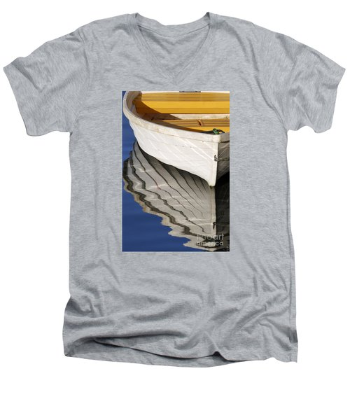 Floating On Blue 15 Men's V-Neck T-Shirt