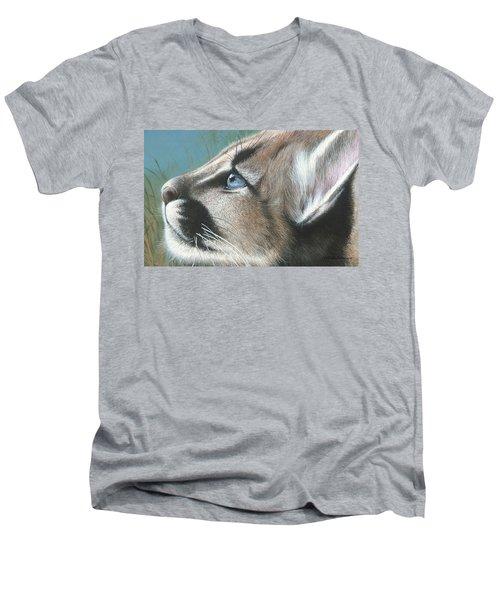 Florida Princess Men's V-Neck T-Shirt