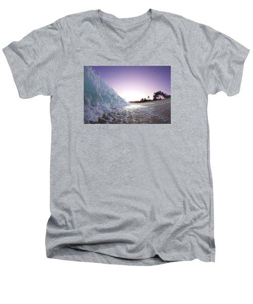 Foam Wall Men's V-Neck T-Shirt