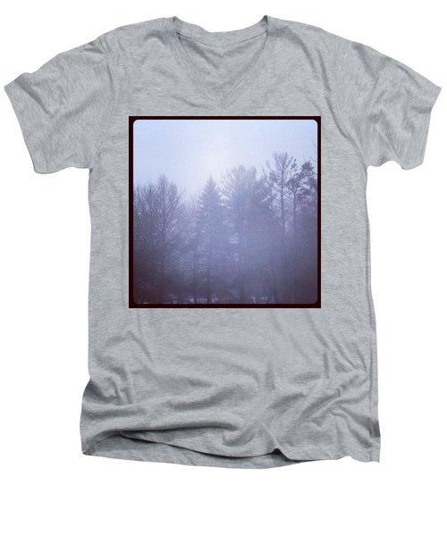 Fog Men's V-Neck T-Shirt