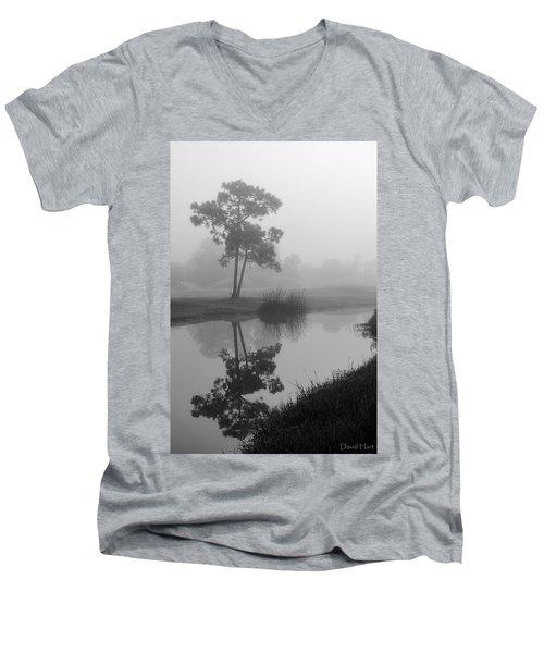 Foggy Morning 2 Men's V-Neck T-Shirt