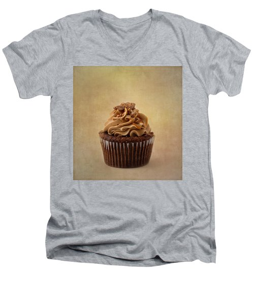 For The Chocolate Lover Men's V-Neck T-Shirt