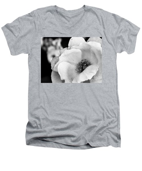 For You With Love Men's V-Neck T-Shirt