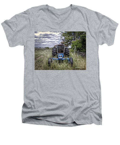 Ford Men's V-Neck T-Shirt