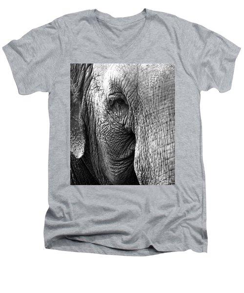 Fragility  To Forget  Men's V-Neck T-Shirt
